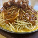 スパゲティハウス リトルジョン - とんすぱ(1100円)550g