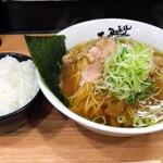 159909903 - 秋刀魚醤油、ご飯
