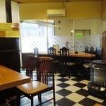 中華四川料理 もりた - 店内の雰囲気