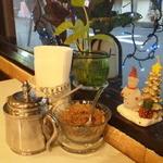 Cafe FUZIMI - 卓上