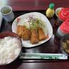 Rinen - 料理写真:チキンカツ定食