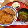 和風レストラン 松竹 - 料理写真:お新香とお味噌汁付き