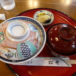 159918409 - ソースカツ丼(ヒレ)1350円