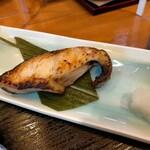活魚料理ととや - ぎんだら西京焼き