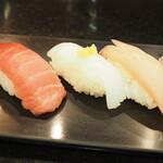 廻る富山湾 すし玉 - 旬鮮かがやき盛り1