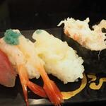 廻る富山湾 すし玉 - 旬鮮かがやき盛り3