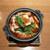 大衆食堂 安べゑ - 料理写真:赤肉豆腐438円、加熱前