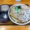 麺専門店アラキ - 料理写真:ざる蕎麦