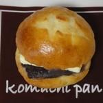 コマチパン - あんバター135円