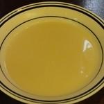 洋食いくた - 最初のスープ