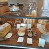 cimai - 料理写真:店内左がラストだったかぼちゃパン、右がパンスコーン、その隣がアーモンドチョコスコーン