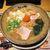 越後秘蔵麺 無尽蔵 - 料理写真:納豆味噌ラーメン