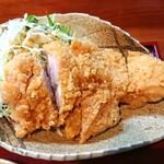 ひわさ屋 - 阿波尾鶏