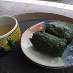 箸折茶屋 - めはりずし