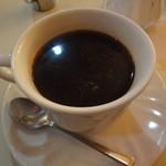 丘 - ホットコーヒー:430円