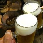 紅とん - 乾杯♪