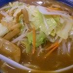 8番らーめん - 料理写真:野菜のみそラーメン