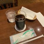 喫茶 蔵 - 「アイスコーヒー」360円税込み♪