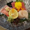 Ichirin - 料理写真:3種盛。那智勝浦、最高。