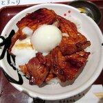 159956527 - ドライブインいとう 「温玉豚丼」