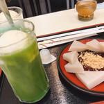 久寿餅本舗 住吉 - 料理写真:
