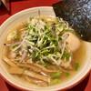 えにし - 料理写真:塩(ネギ、味玉、海苔)