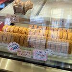 長栄堂稲葉菓子店 - 料理写真:NO.1人気のココナッツロール