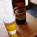 瓶ビール~☆