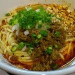 麺屋レノン - 汁なし担々麺