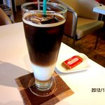 Rumor's Coffee - アイスカフェオレ!(2012,11/18)
