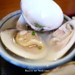 食い処 くりたや  - 料理写真:ハマグリの酒蒸し