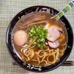 たけちゃんにぼしらーめん - 「冷凍らぁ麺」