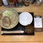 159993061 - 2021.10 優勝軒 富士塩ラーメン 並 ¥750