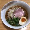 ラーメン屋 るっきー - 料理写真:「醤油ラーメン竝」(生麺140グラム、750圓)。