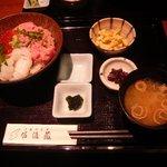 佐渡蔵 - 3色丼