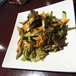 HAN - 料理写真:チョレギサラダ500円