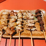 肉寿司 炭火焼鳥 食べ放題×全席完全個室 雪月花 -