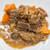 naizoo - 料理写真:2021.10 黒毛和牛ハラミとフワのすじ煮込み(540円)
