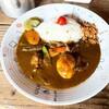 小川ぐらしの茄子おやじ - 料理写真:スペシャルカレー