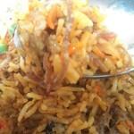 バングラキッチン - 肉がゴロリ