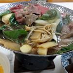 鍋屋 - 冬季限定 すきやき御膳  1000円