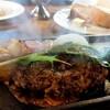 炭焼ハンバーグの店あらかると - 料理写真: