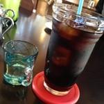 ロブソン コーヒー - アイスコーヒー