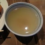 コピ ワルン - スープ