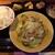 串あげ屋 - 料理写真:肉野菜炒め定食