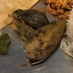 Spice食堂 - 茄子のクミン炒め(タルカリ)  まみこまみこ