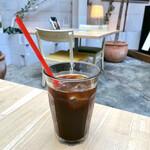 ランドアンドイアーズ - アイスコーヒー
