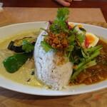 パサル キッチン - 2種カレー