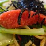 パサル キッチン - 明太子茄子