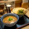 らー麺土俵 鶴嶺峰 - 料理写真:鶴嶺峰つけ麺 小結